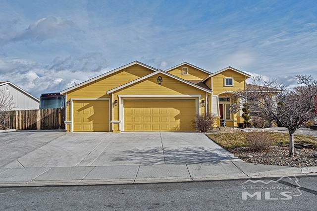 7410 Indian Springs Drive, Sparks, NV 89436 (MLS #200000356) :: The Mike Wood Team