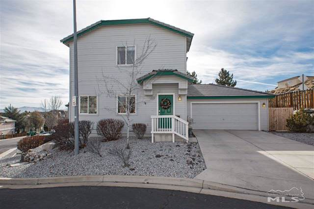 3579 Mashie, Sparks, NV 89431 (MLS #200000365) :: The Mike Wood Team