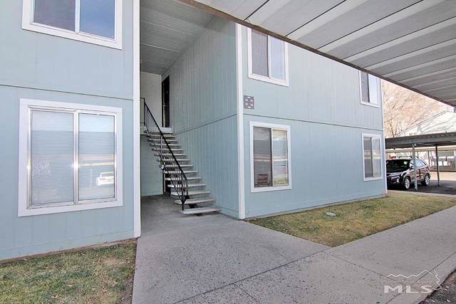 4600 Neil Rd 23 (Building #3, Reno, NV 89502 (MLS #200000368) :: Chase International Real Estate