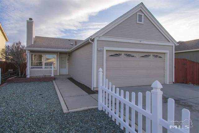 1705 Myles Way, Carson City, NV 89701 (MLS #200000373) :: Ferrari-Lund Real Estate
