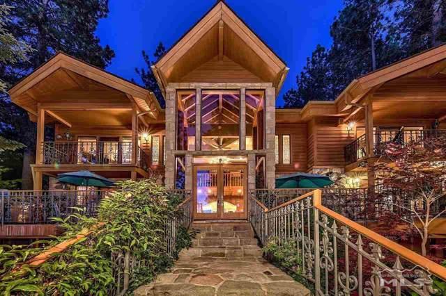 1051 Skyland Drive, Zephyr Cove, NV 89448 (MLS #200000376) :: NVGemme Real Estate
