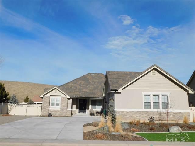 404 Chianti Way, Dayton, NV 89403 (MLS #200000403) :: NVGemme Real Estate