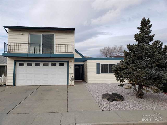 28 Castle Way, Carson City, NV 89706 (MLS #200000404) :: The Mike Wood Team