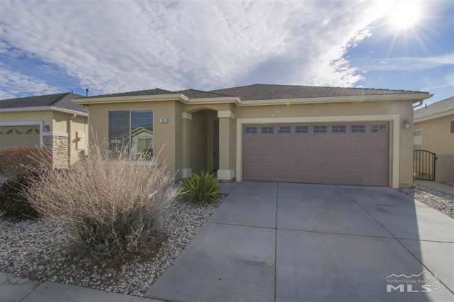 1325 Drake Way, Carson City, NV 89701 (MLS #200000407) :: Ferrari-Lund Real Estate