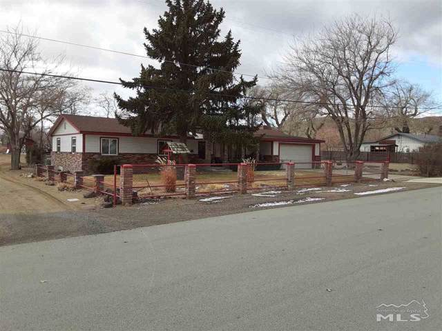 1025 Mesa Dr, Fernley, NV 89408 (MLS #200000411) :: The Mike Wood Team