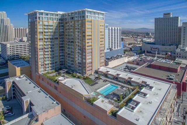 255 N Sierra #1718, Reno, NV 89501 (MLS #200000419) :: Ferrari-Lund Real Estate