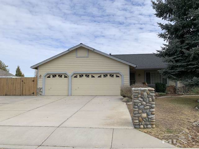 14400 Ghost Rider, Reno, NV 89511 (MLS #200000426) :: The Mike Wood Team