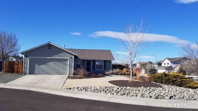 146 Desert Springs Court, Fernley, NV 89408 (MLS #200000428) :: Ferrari-Lund Real Estate