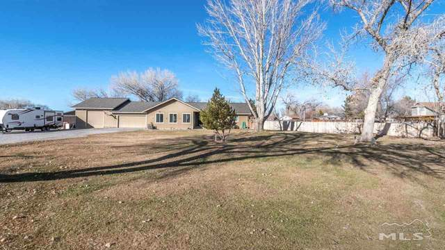 1765 Tumbleweed Road, Fallon, NV 89406 (MLS #200000431) :: NVGemme Real Estate