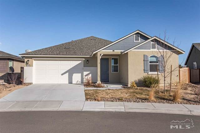1185 Silver Coyote Drive, Sparks, NV 89436 (MLS #200000434) :: Vaulet Group Real Estate
