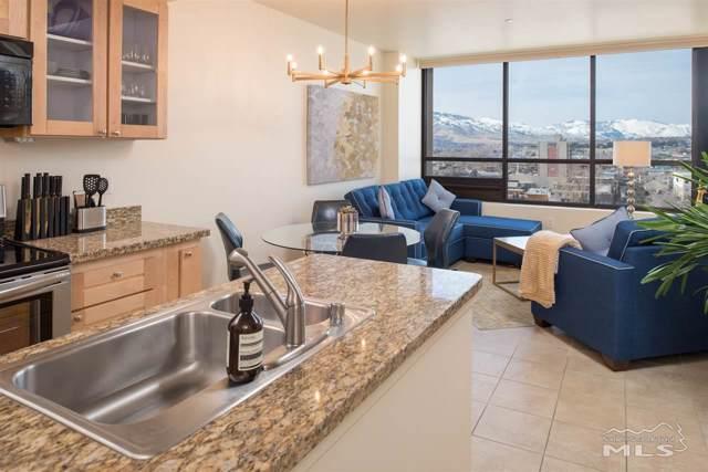 450 N Arlington Ave #1208, Reno, NV 89503 (MLS #200000435) :: Ferrari-Lund Real Estate