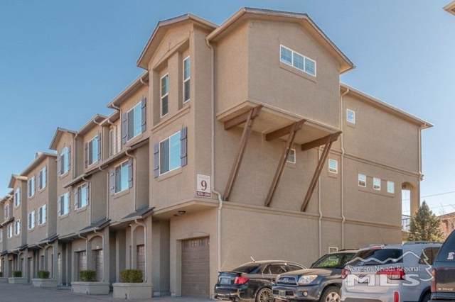3070 Sterling Ridge Cir, Reno, NV 89431 (MLS #200000437) :: NVGemme Real Estate