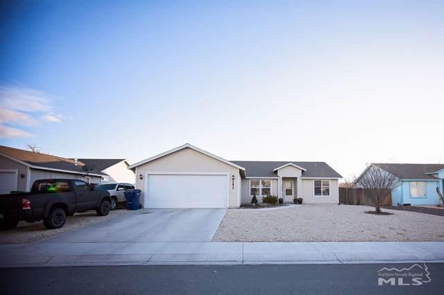 151 Shadow Mountain Drive, Fernley, NV 89408 (MLS #200000446) :: NVGemme Real Estate