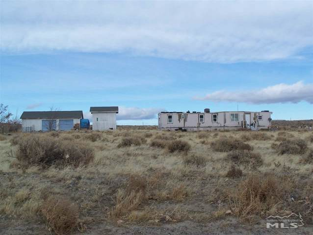 1340 W Antilope St., Silver Springs, NV 89429 (MLS #200000450) :: The Mike Wood Team