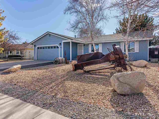 1393 Kingsley, Carson City, NV 89701 (MLS #200000451) :: Ferrari-Lund Real Estate
