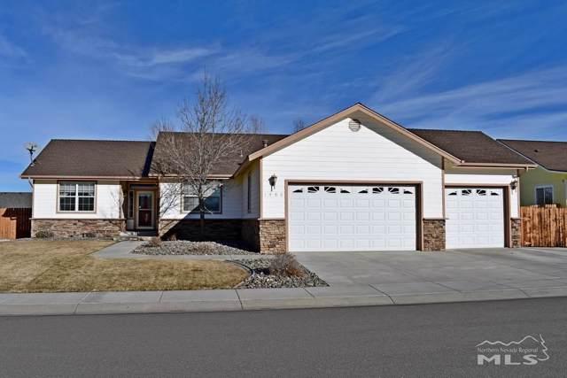 1460 Shasta, Gardnerville, NV 89460 (MLS #200000458) :: Chase International Real Estate