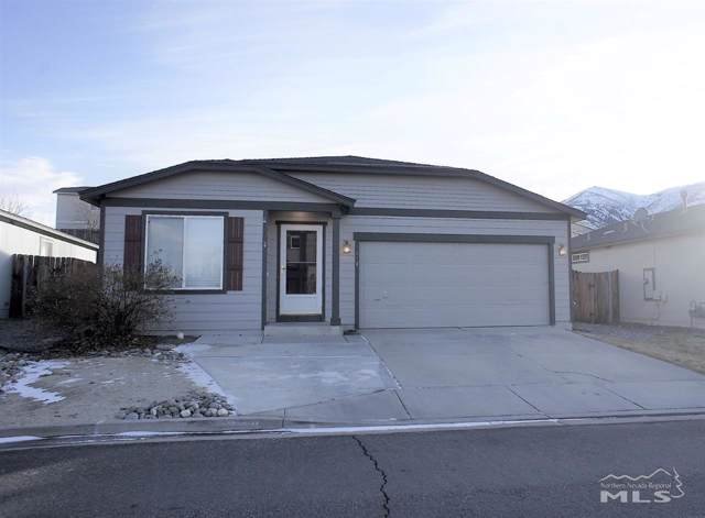 7410 Tallgrass, Reno, NV 89506 (MLS #200000460) :: Chase International Real Estate