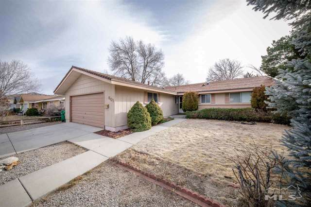 601 Tuscarora Way, Carson City, NV 89701 (MLS #200000461) :: Ferrari-Lund Real Estate