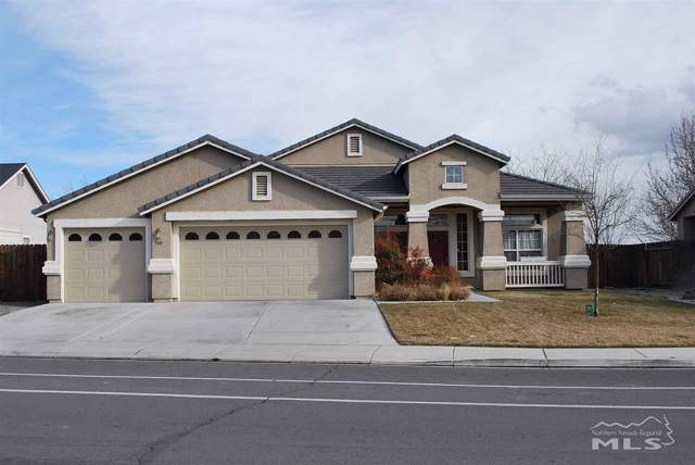 380 Cook Way, Fernley, NV 89408 (MLS #200000464) :: The Mike Wood Team