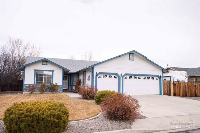 208 Brunke Court, Sparks, NV 89436 (MLS #200000477) :: Vaulet Group Real Estate