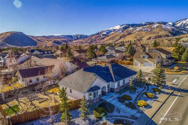 2183 Homann Way, Carson City, NV 89703 (MLS #200000483) :: The Mike Wood Team