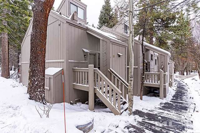 696 Village Blvd #10, Incline Village, NV 89451 (MLS #200000491) :: NVGemme Real Estate