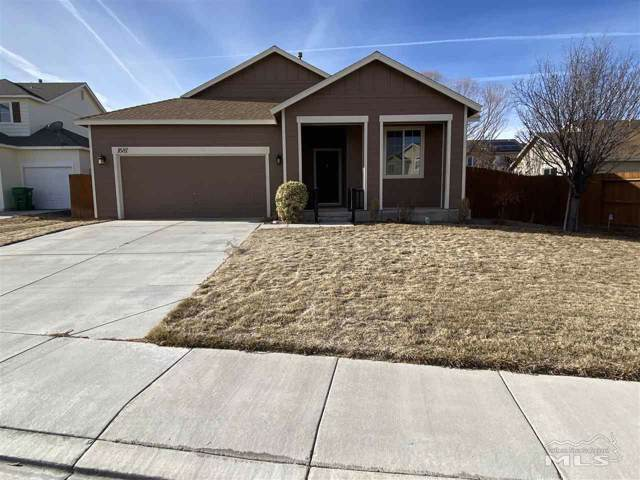 1681 Pine Ridge Dr, Fernley, NV 89408 (MLS #200000503) :: The Mike Wood Team
