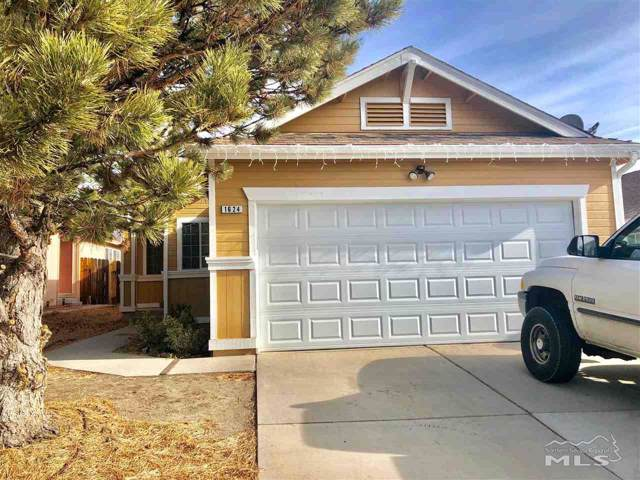 1624 Marinette Ct., Reno, NV 89523 (MLS #200000507) :: The Mike Wood Team