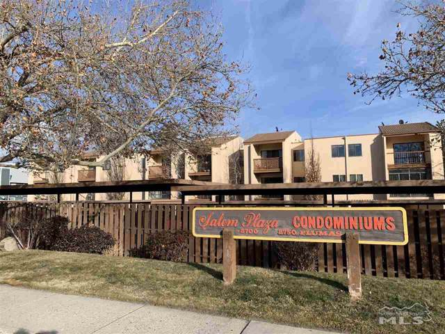 2700 Plumas Street #118, Reno, NV 89509 (MLS #200000518) :: Ferrari-Lund Real Estate