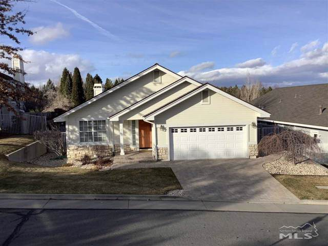 6144 Carriage House Way, Reno, NV 89519 (MLS #200000525) :: The Mike Wood Team