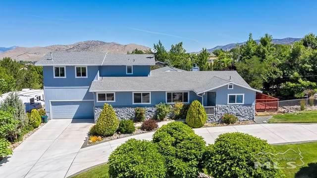 1682 Hyde St, Minden, NV 89423 (MLS #200000529) :: Vaulet Group Real Estate