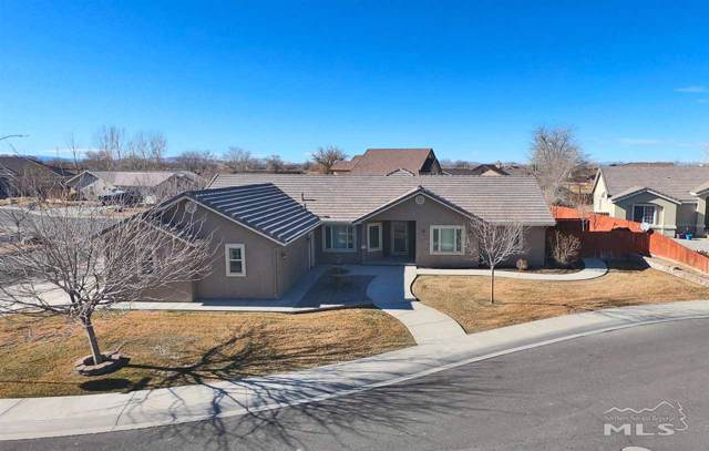 405 Cornerstone Court, Fallon, NV 89406 (MLS #200000535) :: Vaulet Group Real Estate