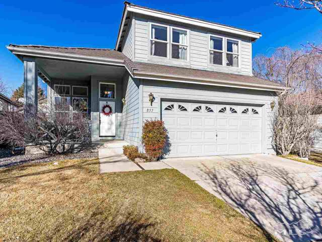 855 Caughlin Crossing, Reno, NV 89519 (MLS #200000538) :: Chase International Real Estate