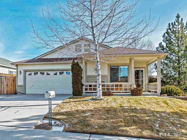 1480 Saturno Heights Drive, Reno, NV 89523 (MLS #200000549) :: NVGemme Real Estate