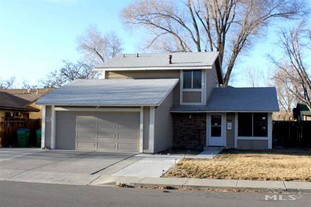 840 Glen Martin Drive, Sparks, NV 89434 (MLS #200000562) :: Ferrari-Lund Real Estate