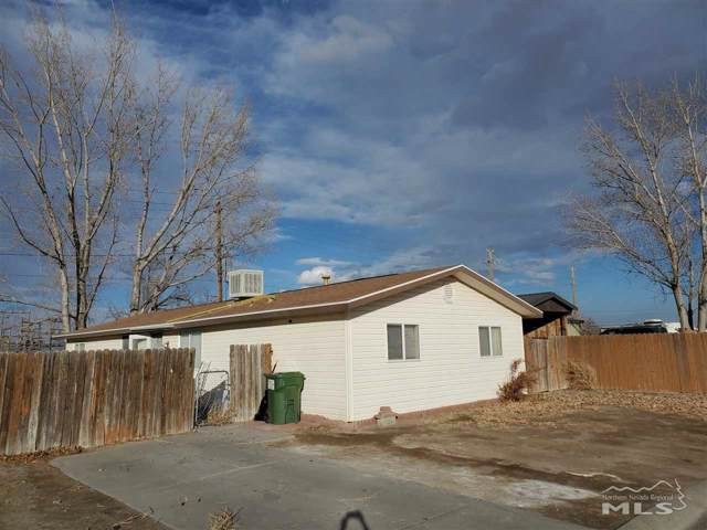 101 Bryson Rd, Battle Mountain, NV 89820 (MLS #200000572) :: NVGemme Real Estate