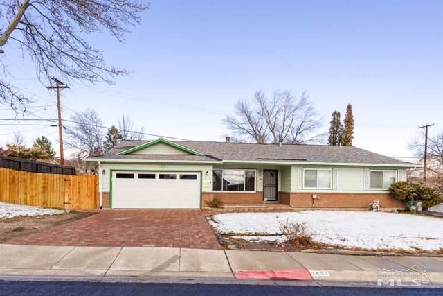2401 W 7th, Reno, NV 89503 (MLS #200000576) :: Joshua Fink Group