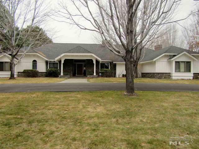 1024 Spencer Street, Carson City, NV 89703 (MLS #200000581) :: Ferrari-Lund Real Estate