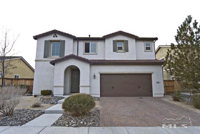 2075 Lonesome Spur Dr, Reno, NV 89521 (MLS #200000582) :: Chase International Real Estate