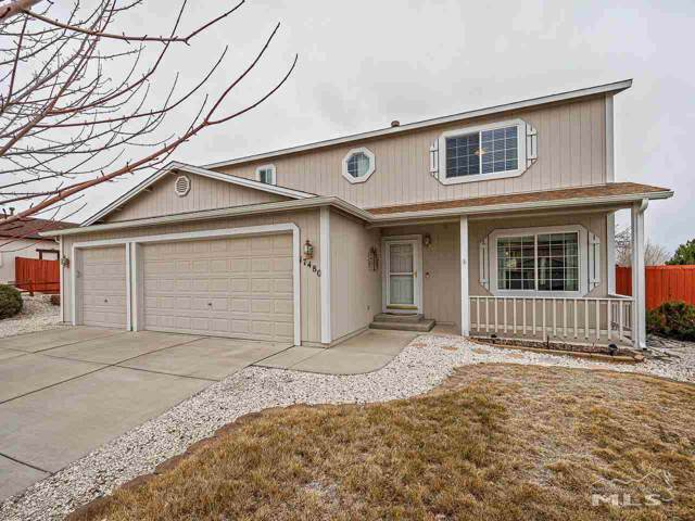 17480 Desert Lake Drive, Reno, NV 89508 (MLS #200000585) :: Chase International Real Estate