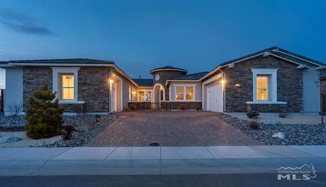 2337 Stone Rise, Reno, NV 89521 (MLS #200000588) :: Chase International Real Estate