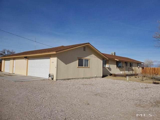 2780 Rice Road, Fallon, NV 89406 (MLS #200000604) :: Vaulet Group Real Estate