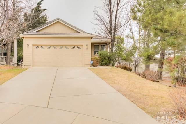 601 Caughlin Glen, Reno, NV 89519 (MLS #200000607) :: Chase International Real Estate