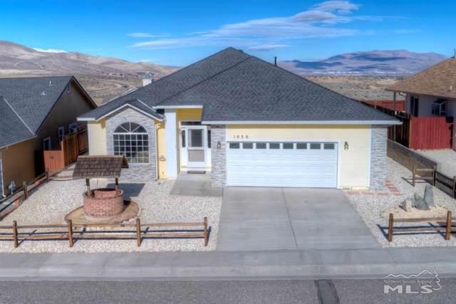 1030 Haystack Drive, Carson City, NV 89705 (MLS #200000616) :: NVGemme Real Estate