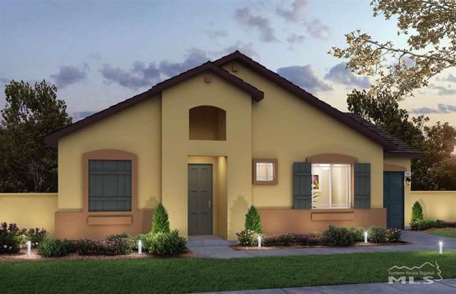 14100 American Pillar Court #50, Reno, NV 89511 (MLS #200000624) :: The Mike Wood Team