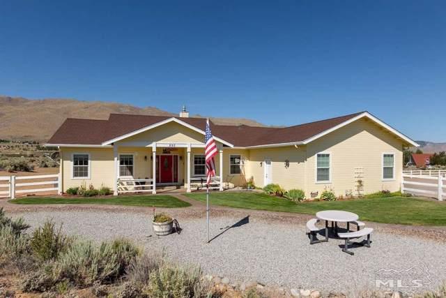 250 Quarterhorse Cir, Reno, NV 89508 (MLS #200000625) :: Harcourts NV1