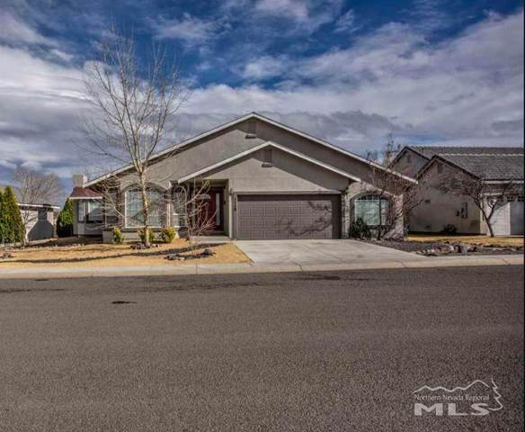 1118 Dixie, Fernley, NV 89408 (MLS #200000626) :: Harcourts NV1