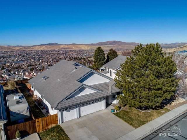 4635 Desert Hills Dr, Sparks, NV 89436 (MLS #200000628) :: NVGemme Real Estate