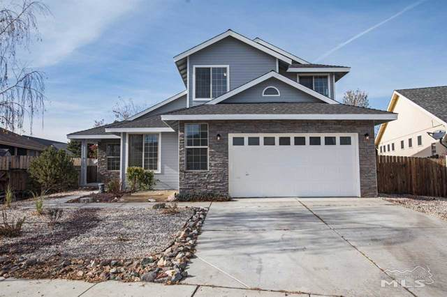 503 Vail Drive, Dayton, NV 89403 (MLS #200000630) :: The Mike Wood Team