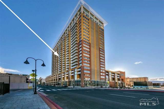 255 N Sierra #1407, Reno, NV 89501 (MLS #200000634) :: Joshua Fink Group